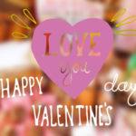 バレンタインデーは感謝をこめて、山下のスイーツで‼︎
